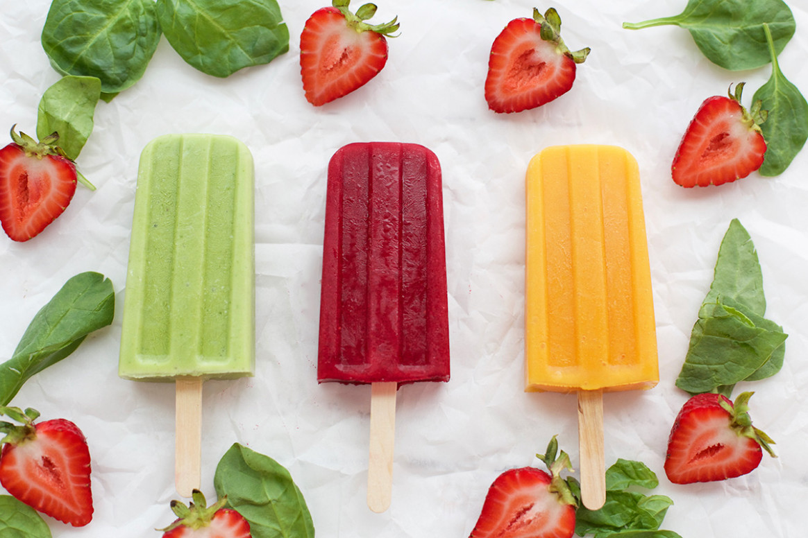 3 Fruit and Veggie Popsicles | Healthy Ideas for Kids - recipes popsicles healthy