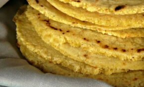 3 Ingredient Authentic Mexican Corn Tortillas | Recipe ..