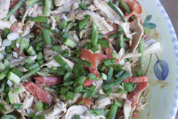 3 Make Ahead Salad Recipes To Feed A Crowd (Lunch Or Dinner) - Chicken Recipes To Feed A Crowd