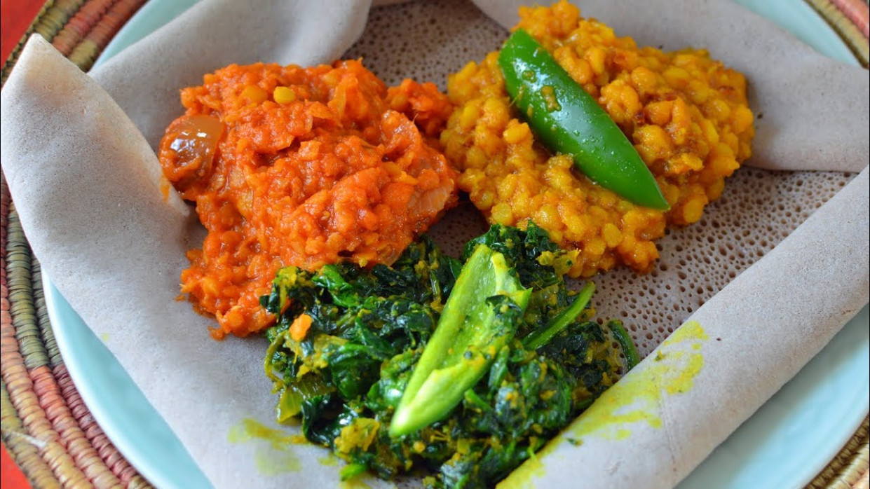 3 Vegan Ethiopian Recipes - YouTube - ethiopian recipes vegetarian