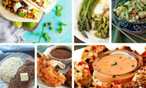 30 Air Fryer Recipes – Dinner At The Zoo – Air Fryer Recipes Dinner