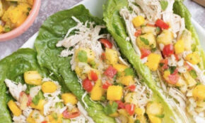 30 Cold Dinner Recipes For Hot Nights – PureWow – Pineapple Recipes Dinner