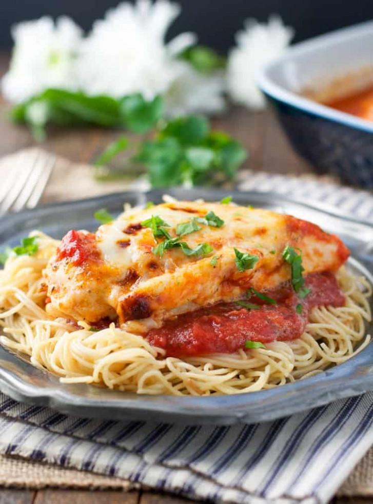 30 Days of Dump-and-Bake Dinners! - The Seasoned Mom - recipes chicken breast healthy