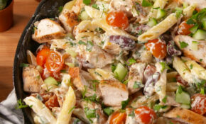 30 Easy Chicken Pasta Recipes – Light Pasta Dishes With ..
