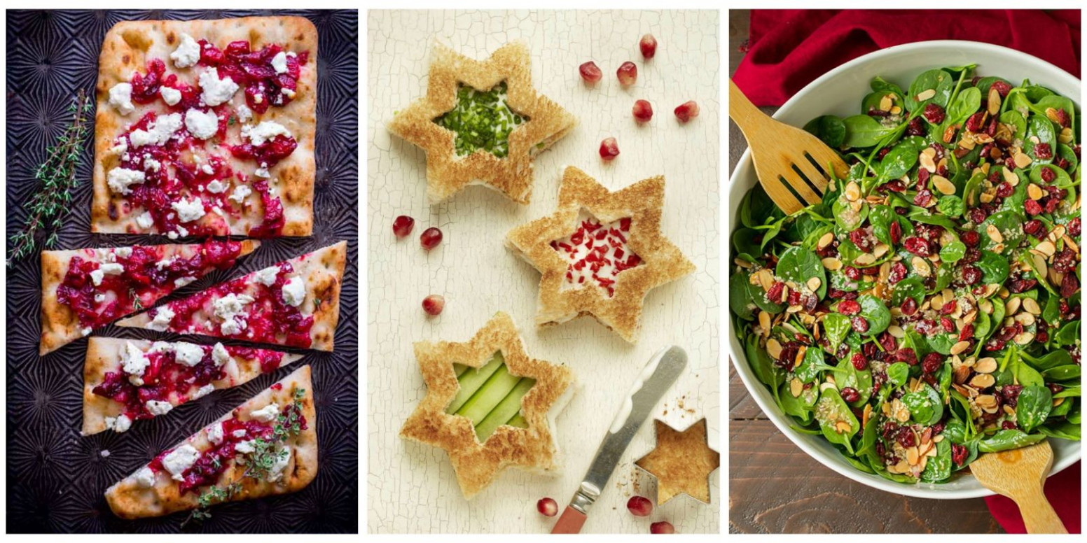 30+ Easy Christmas Party Appetizers - Best Recipes for ..