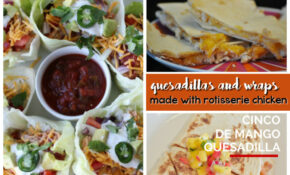 30 Easy Recipes Made With Rotisserie Chicken – A Grande Life – Recipes Made With Rotisserie Chicken