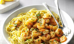 30 Easy Shrimp Recipes For Weeknight Dinners | Taste Of Home – Recipes Dinner