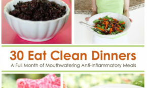 30 Eat Clean Dinners By Clean Cuisine Review – My Whole ..