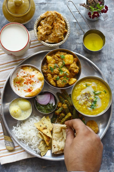 30 Everyday Indian Meals - Fun FOOD and Frolic - indian dinner recipes vegetarian