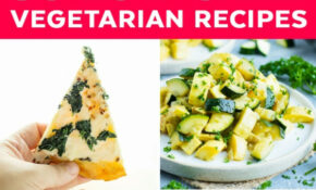 30 Low Carb Vegetarian Recipes – Savor + Savvy – Eggplant And Zucchini Recipes Healthy