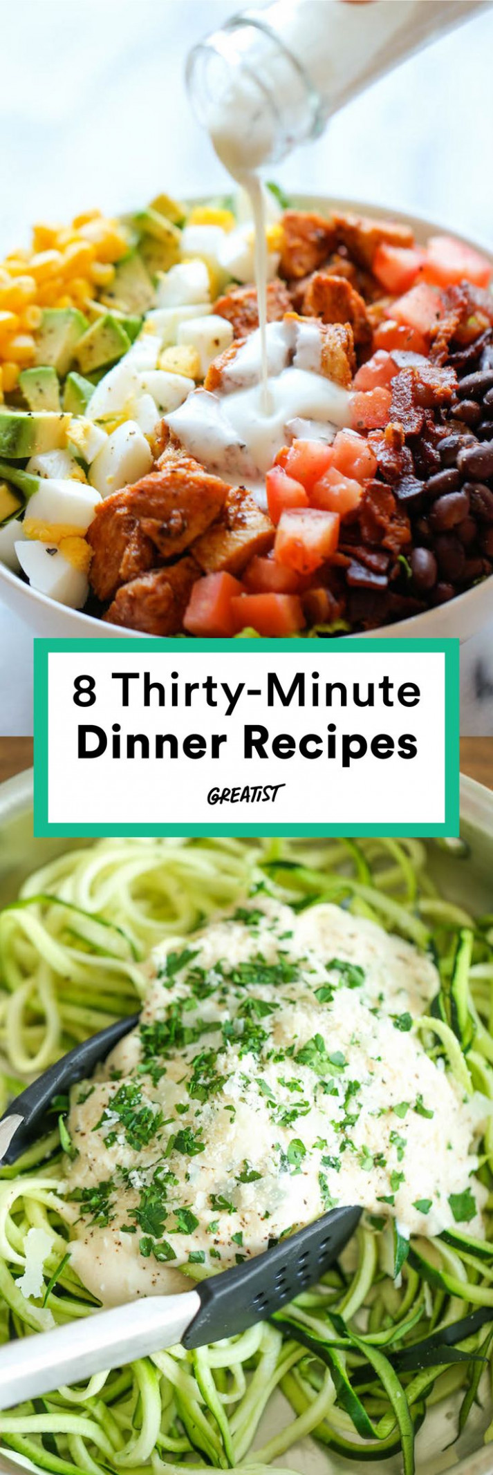 30 Minute Dinners You'll Want To Make This Week | Healthy ..