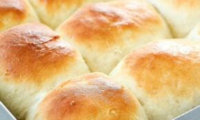 30 Minute Easy Dinner Rolls (Small Batch) – Yummy Healthy Easy – Recipes For Dinner Rolls