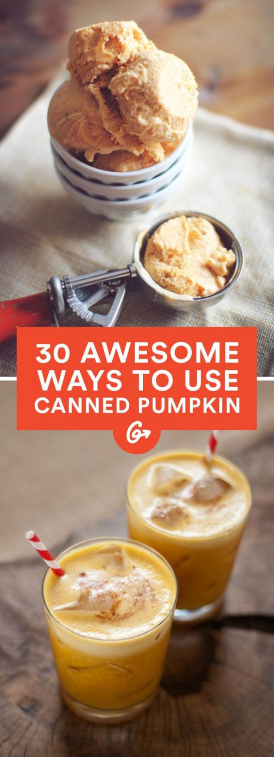 30 Ways to Use Canned Pumpkin – FlowerPower Vase - recipes canned pumpkin healthy