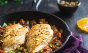 30+ Whole 30 Weeknight Dinner Recipes – Food Faith Fitness – Moroccan Recipes Chicken