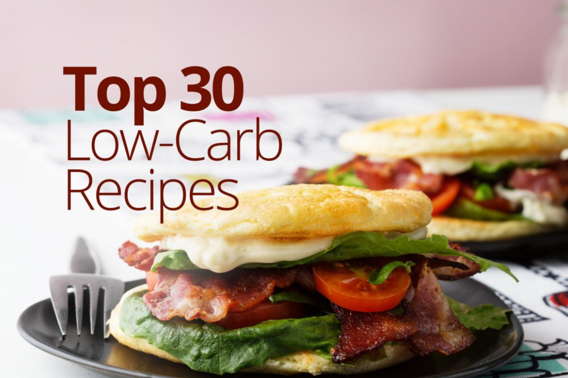 300+ Low-Carb Recipes – Simple & Delicious - low carb recipes dinner