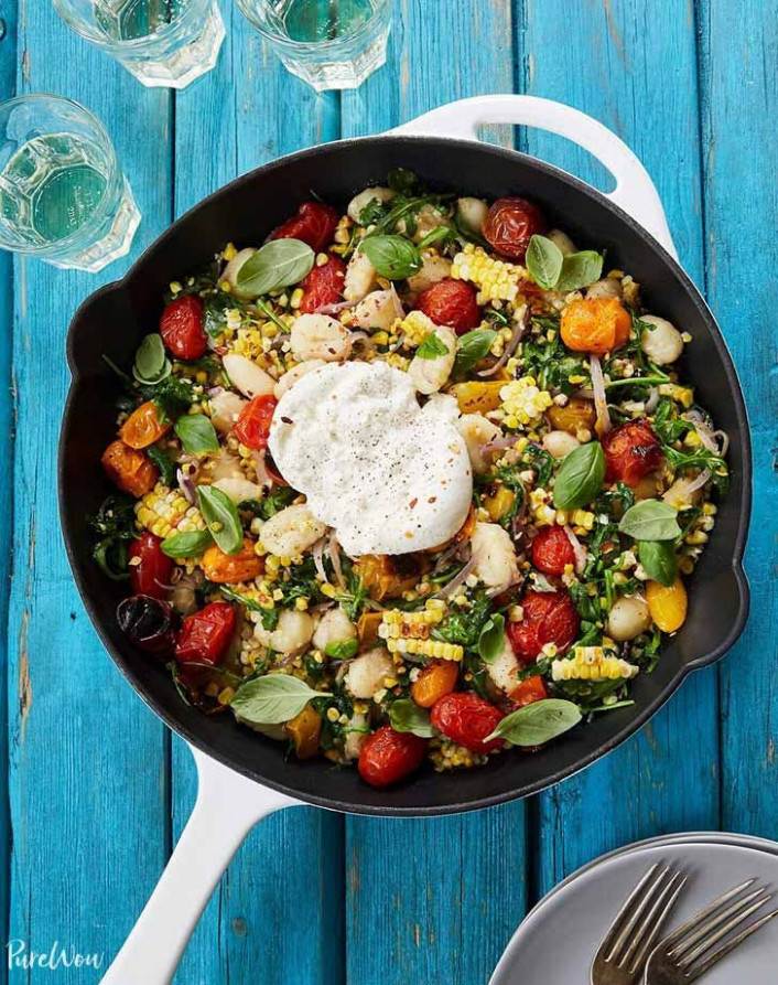 31 Easy Summer Dinner Recipes to Make in August - PureWow - recipes dinner summer