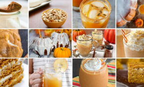 31 Pumpkin Recipes For Breakfast Lunch Dinner Dessert – Recipes Lunch And Dinner