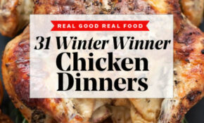 31 Winter Winner Chicken Dinner Ideas To Make Now ..