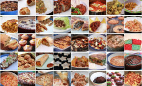 31st December – A Year Of New Recipes – Dinner Recipes On A Hot Day