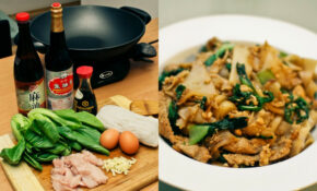 32/365 – Pad See Ew: Before And After – Recipes Dark Meat Chicken