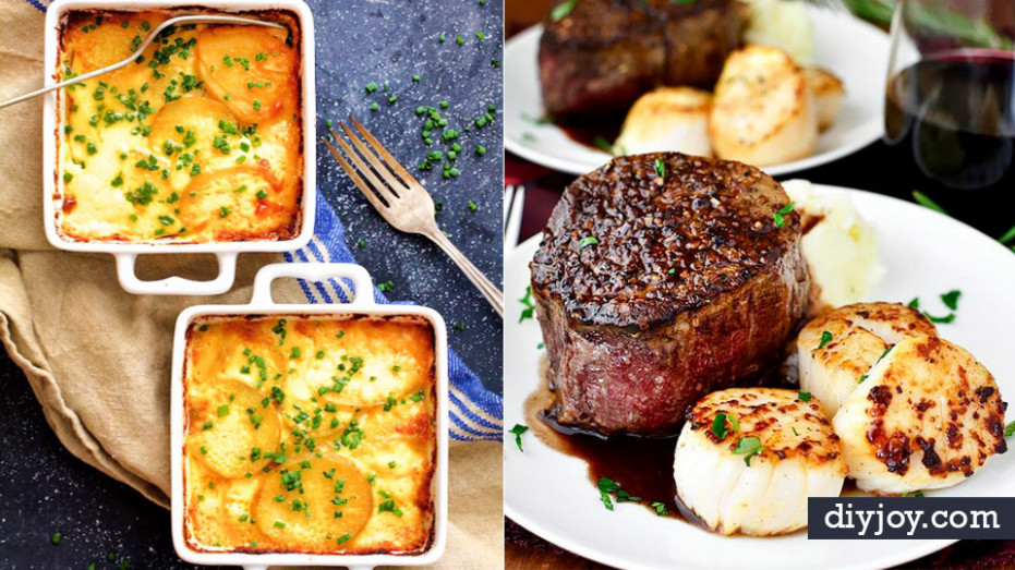 33 Easy Dinner Recipes For Two - quick recipes dinner for two