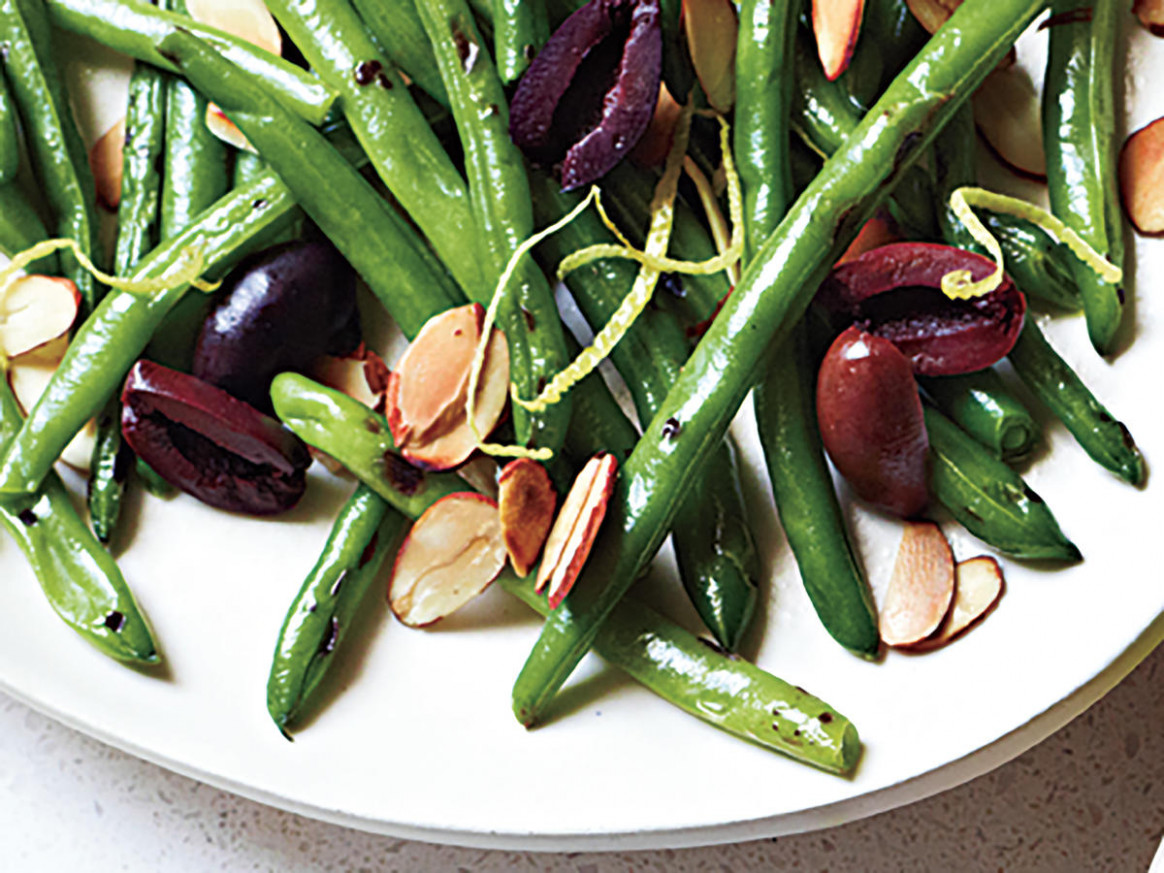 33 Healthy Green Bean Recipes - Cooking Light - Recipes Green Beans Healthy