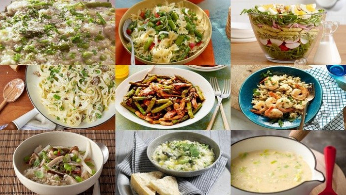 33 Spring One Bowl Dinner Recipes | Recipes | Food Network UK - Recipes Dinner Uk