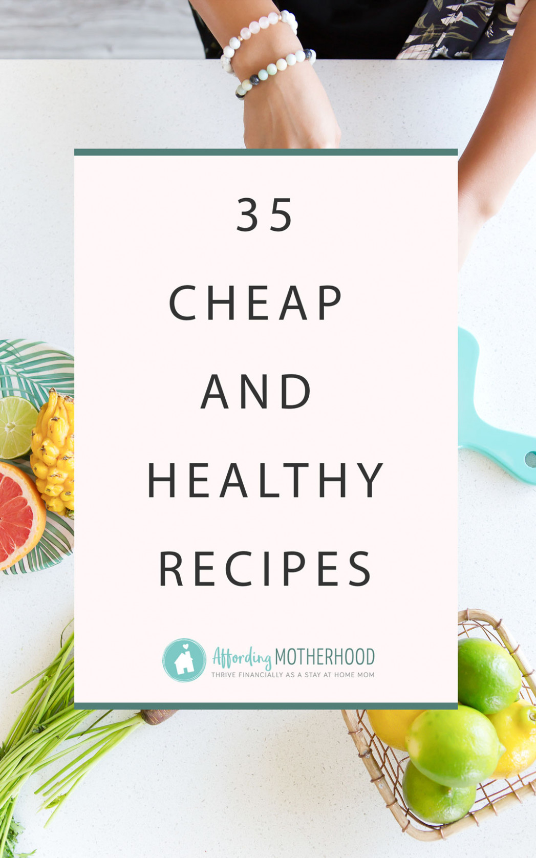 35 Cheap and Healthy Recipes - Meal Ideas on a Tight Budget - healthy recipes on a budget