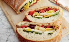 35 Fantastic Vegetarian Sandwiches | MyRecipes