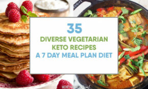 35 Keto Recipes In A 7 Day Diet Meal Plan To Jumpstart ..