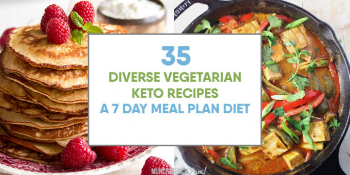 35 Keto Recipes in a 7-Day Diet Meal Plan to Jumpstart ..