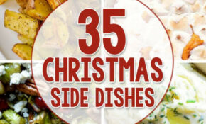 35 Side Dishes For Christmas Dinner | All Things Christmas ..
