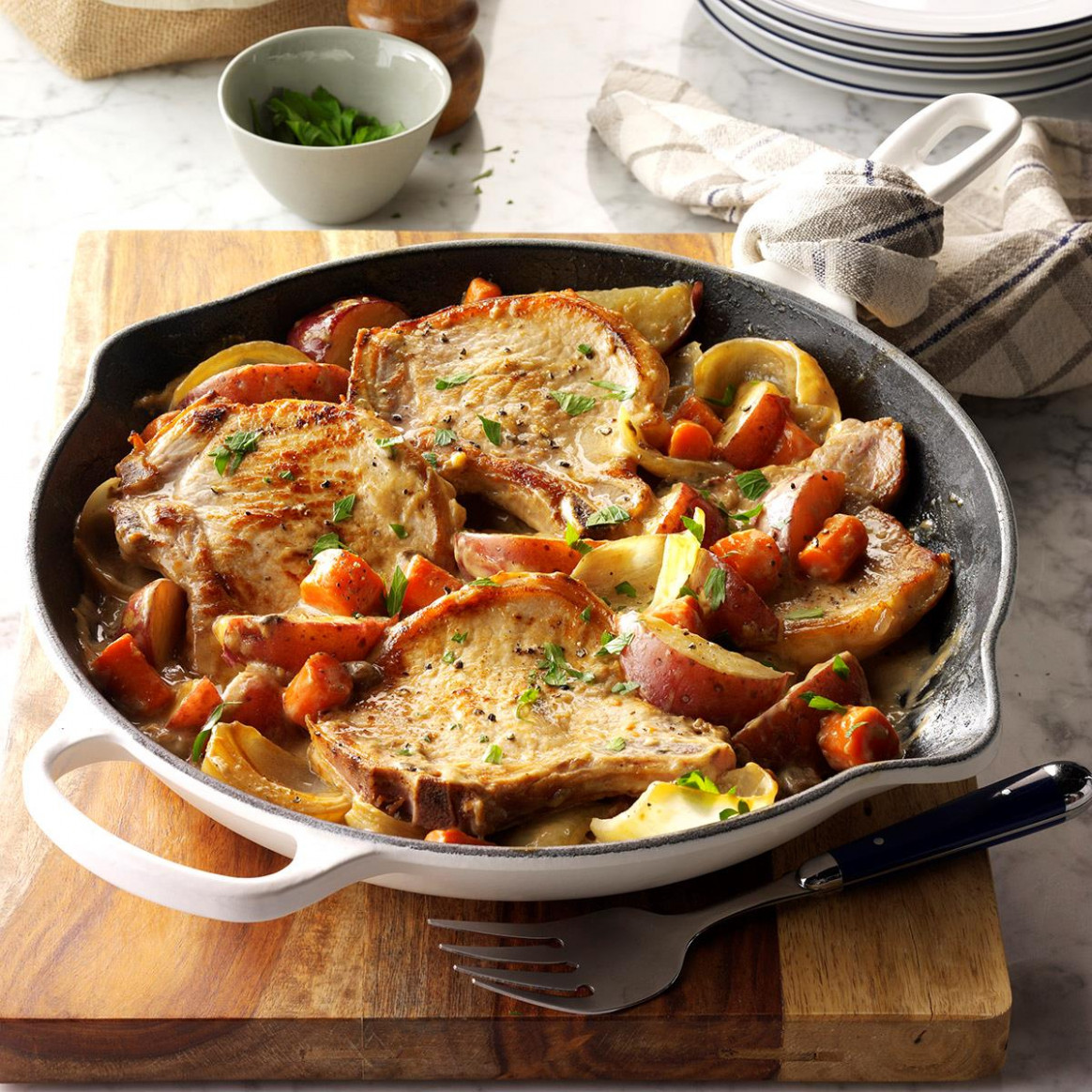 35 Skillet Dinner Recipes That Will Rock Your World ..