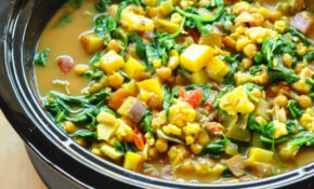 35 Vegan Crock Pot Recipes To Keep You Warm & Well Fed – Crockpot Recipes Vegetarian