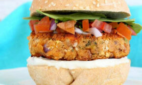 35 Vegan Veggie Burger Recipes – Vegan Richa – Recipes Vegetarian Burgers