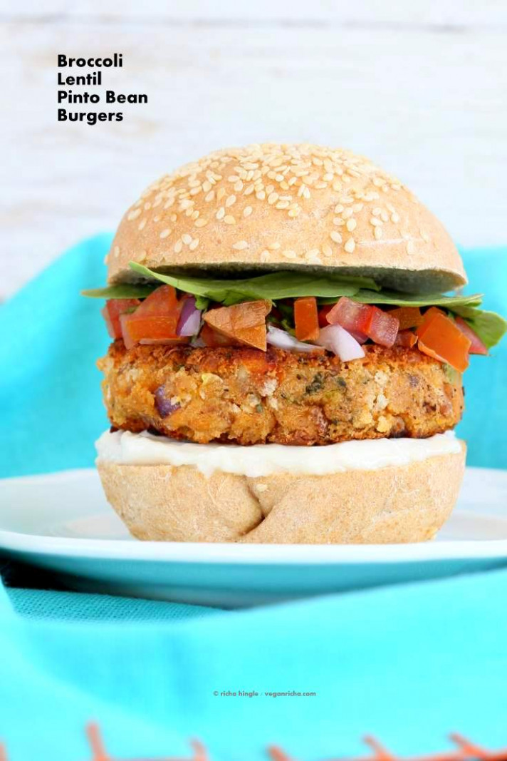 35 Vegan Veggie Burger Recipes - Vegan Richa - recipes vegetarian burgers
