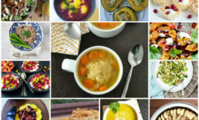 37 Vegetarian Recipes For The High Holidays | The Nosher – Jewish Recipes Vegetarian