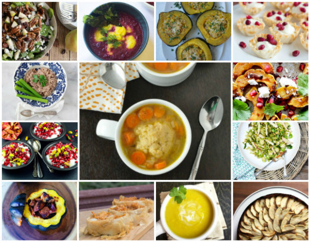 37 Vegetarian Recipes for the High Holidays | The Nosher - jewish recipes vegetarian