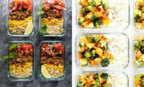 38 Easy Lunch Meal Prep Ideas (Updated) | Sweet Peas And ..