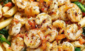39 Low Effort And Healthy Dinner Recipes | Shrimp Pasta ..