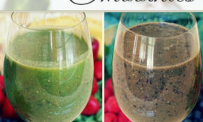 4 Anti Inflammatory Green Smoothie Recipes | Healthy Taste ..