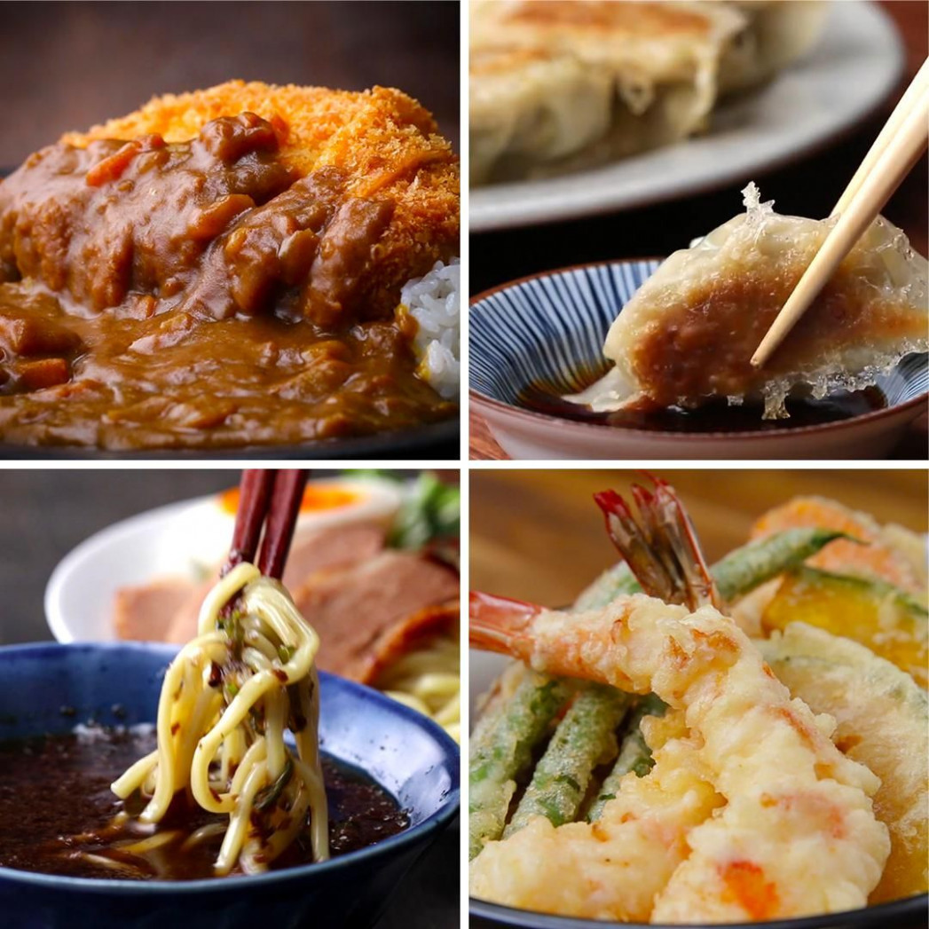 4 Dinners From Tasty Japan by Tasty | Food in 2019 - dinner recipes japanese