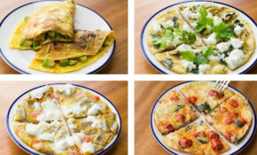4 Egg Recipes For Breakfast To Lose Weight | Healthy ..