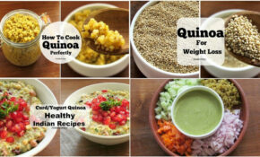 4 Healthy Quinoa Recipes For Weight Loss – Dinner Recipes ..