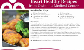 4 Heart Healthy Recipes For Your New Year's Eve Bash – Healthy Recipes Good For The Heart