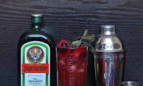 4 New Jagermeister Cocktails To Try At Home – Food Recipes Using Jagermeister