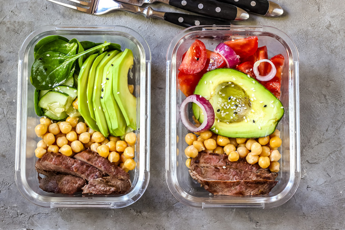 4 Tips for Easy Meal Prep - Muscle & Performance - dinner recipes on keto diet