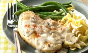 40 Chicken And Mushroom Recipes | Taste Of Home – Chicken Recipes Using Sour Cream