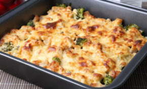 40 Healthy Chicken Recipes For The Entire Family – Recipes Vegetable Casseroles Healthy