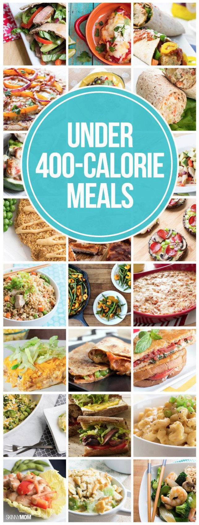 40 Healthy Dinners Under 400 Calories | Easy Healthy ..